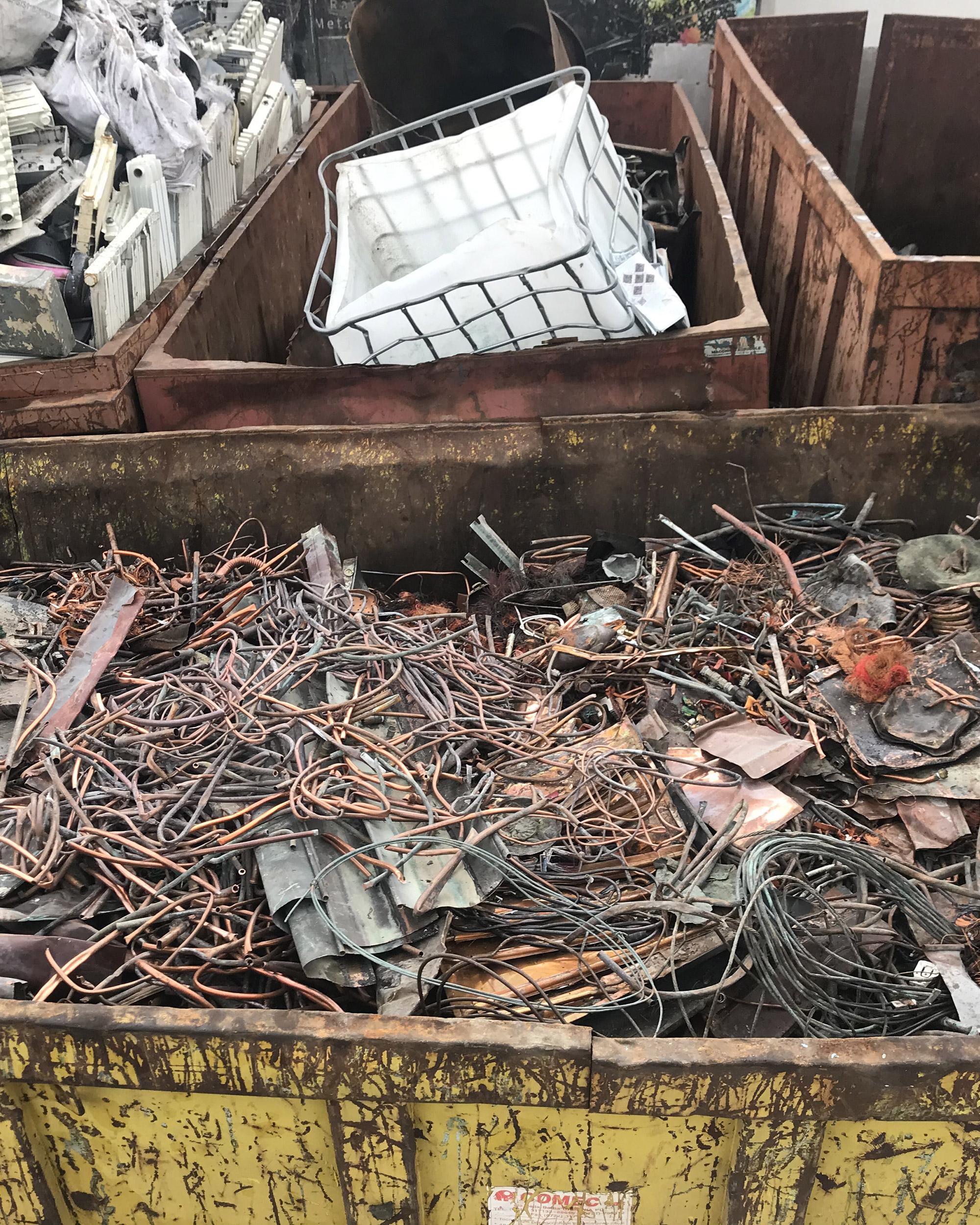 Pandolfi rottami noleggio containers